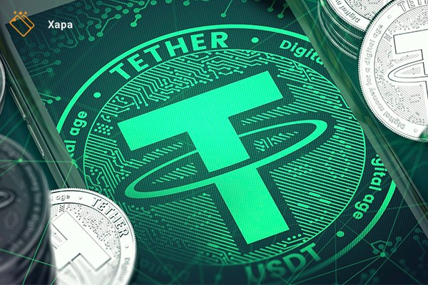 tether history