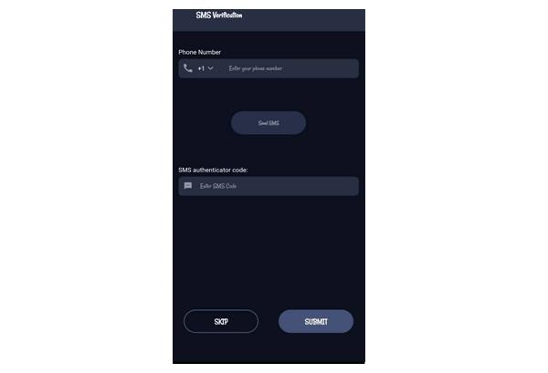 SMS Verification