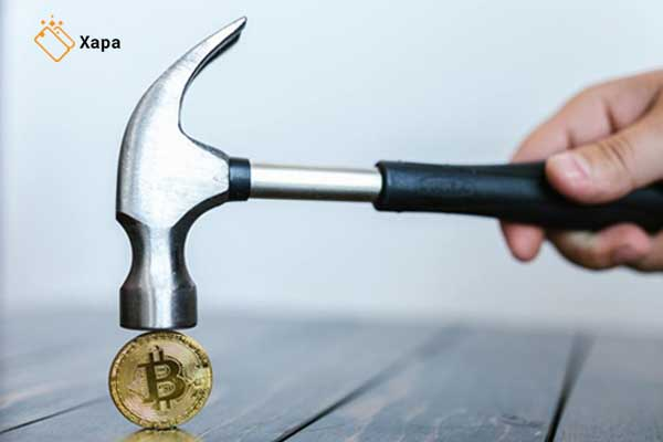 Bitcoin's price in ten years
