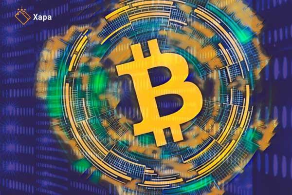 Secret Messages on Bitcoin