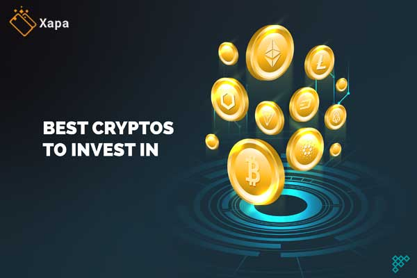 Start Investing in cryptocurrencies
